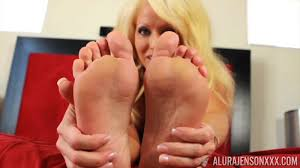 Alura Jenson XXX XXX Photo Thumbnail Gallery Post amp Hot Streaming. Alura Jenson XXX Alura Jenson In Footsie Fun 2 Well Baby I Know How Much You Enjoyed My Feet The Last Time