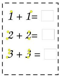 1000+ images about Touch Point Math on Pinterest | Touch math ...Touch math worksheets with Numbers 1-5