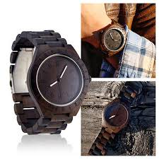 <b>Men's Luxury</b> Wristwatch Casual <b>Wooden</b> Quartz <b>Watches</b> Fashion ...