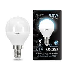 <b>Шар</b> - <b>Gauss</b> — энергоэффективные источники света для ...