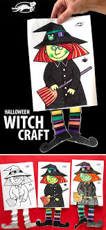HALLOWEEN WITCH CRAFT - krokotak