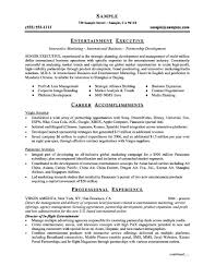 resume templates executive template word samples examples executive resume template word samples examples amp format in resume templates word