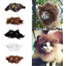 <b>Cat</b> / <b>Dog</b> Lion Hair <b>Mane</b> - FreakyPet