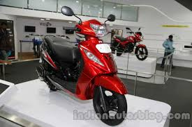 new car launches march 2014TVS shows off updated Wego launch in MarchApril