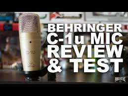 <b>Behringer C</b>-<b>1U</b> инструкция, характеристики, форум, отзывы ...