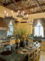 island design ideas designlens extended:  ci farrow and ball the art of color pg eisenreich kitchen dining tile ceiling xjpgrendhgtvcom