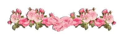 Image result for rose border clipart