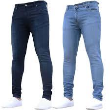 <b>80</b>% <b>HOT SALES</b>!!! Autumn Winter Fashion Men Skinny Jeans Slim ...