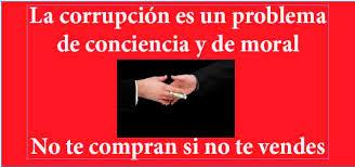 Resultado de imagen de imagenes sobre la corrupcion