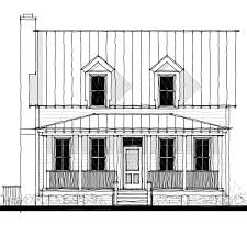 The Ashley River Cottage House Plan  C   Design from Allison    Print This Plan