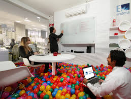 offices this is awesome and ball pits on pinterest awesome office conference room