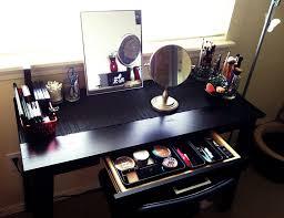 diy makeup vanity table awesome diy makeup