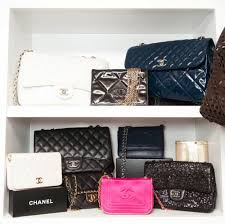 How to choose the right <b>size</b> Chanel <b>Classic</b> Flap bag | Designer ...