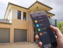 Image result for smart garage door