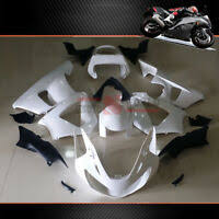 <b>Unpainted ABS</b> Inner&Outer <b>Fairing</b> For Harley-Davidson Road ...
