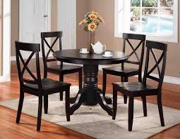 black wood dining room chairs black wood dining room