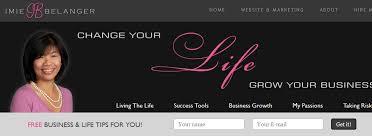 Easily Customize Website Header using Thesis Theme Hooks Cool Website Header ImieBelanger