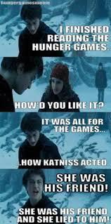 Hunger Games Memes on Pinterest | Funny Hunger Games, Hunger Games ... via Relatably.com