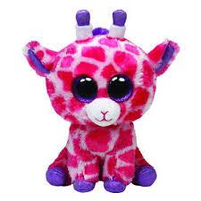 <b>Мягкая игрушка TY</b> Beanie Boo's <b>Жираф</b> Twigs, 25 см — купить в ...