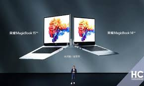 <b>Honor MagicBook</b> 14 and MagicBook 15 released with AMD Ryzen ...