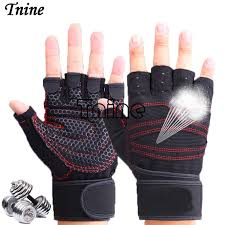 <b>Half finger</b> weightlifting, <b>fitness</b>, Sanda boxing gloves | Shopee ...