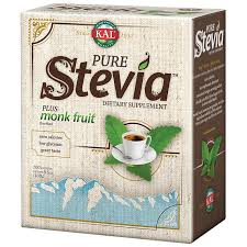 Pure <b>Stevia Plus</b> Luo Han (100 Grams Packets) by KAL at the ...