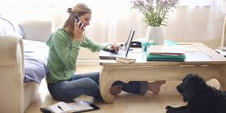 work from home jobs an a rating