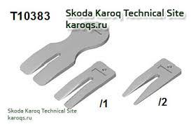 <b>Накладки стойки</b> у двери Шкода Карок | Форум Skoda Karoq ...