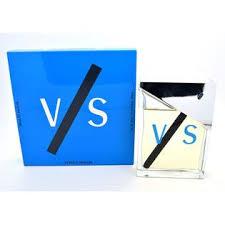 <b>V</b>/<b>S VERSUS</b> * <b>Versace</b> 3.4 oz / 100 ml Eau de Toilette (EDT) Men ...