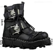 <b>Centencary Men's Cowhide Genuine</b> Leather Work Boots Military ...