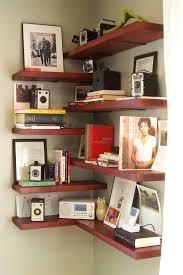 corner shelves ideas for small space or home office intended saving bookshelves sav home decorators cheap office shelving