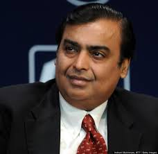 Published May 21, 2012 at 1027 × 1000 in Forget Slum Dog Millionaire: The World's First $1 Billion Dollar Home!. Mukesh Ambani | Photo Courtesy of Getty ... - Mukesh-Ambani