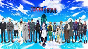 Resultat d'imatges de tokyo ghoul wallpaper
