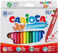 """Набор <b>фломастеров</b> """"<b>Carioca Joy</b>"""", 36 цветов — купить в ..."""