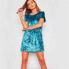 2018 New Fashion Casual Summer <b>Women Dress</b> Loose <b>Solid</b> ...