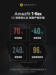 Huami <b>Amazfit T</b>-<b>Rex</b> Review: Amazfits first <b>Outdoor</b>-Smartwatch