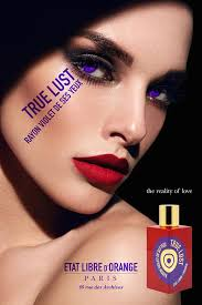 Smelly News: <b>Etat Libre d</b>'<b>Orange</b> to Launch <b>True</b> Lust Rayon Violet ...