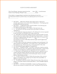 related for 7 event planning contract event planning contract templates