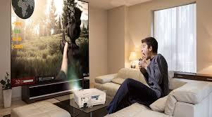 Создайте кинотеатр с большим <b>экраном</b> в любом помещении ...