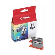 <b>Картридж Canon BCI</b>-<b>15</b> Black, черный, для струйного принтера ...
