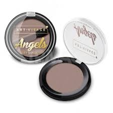 <b>Тени для век Art</b>-Visage Angels (3,3 г) - 06 перламутровый тауп ...