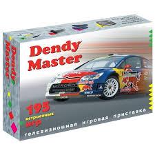 Купить <b>Игровая приставка Dendy Junior</b> 300 встроенных игр ...