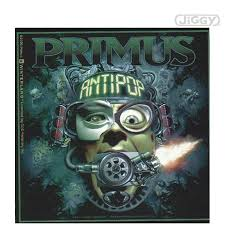 <b>Primus</b> - <b>Antipop II</b> Sticker   Stickers, Cover art, Album covers