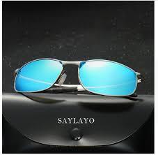 <b>SAYLAYO</b> 2019 New Cool Aluminum HD <b>Polarized Sunglasses</b> ...