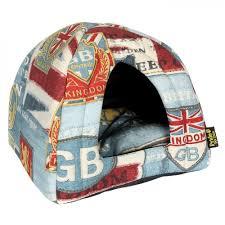 Домик для <b>собак Винтаж</b> PRIDE Британия 40х40х40см — купить в ...