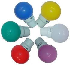 Buy Wipro 0.5W <b>LED Bulb</b> (Assorted Colours) - <b>1 Pc</b> Online at Low ...