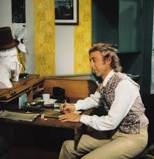 wonka at his writing desk willy wonka and chocolate factory wonka at his writing desk willy wonka and chocolate factory 1971 desks writing and writing desk