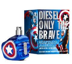 <b>Diesel Only The Brave</b> Captain America,75ml купить духи оптом в ...
