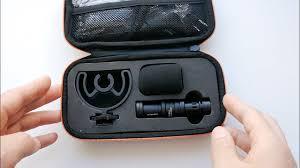 Мой новый <b>микрофон Comica CVM-VM10</b> - YouTube