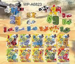 """<b>Робот</b>-<b>трансформер</b> """"<b>Изучаем</b> цифры"""" <b>Junfa</b> YB188-3Y, цена 263 ..."""